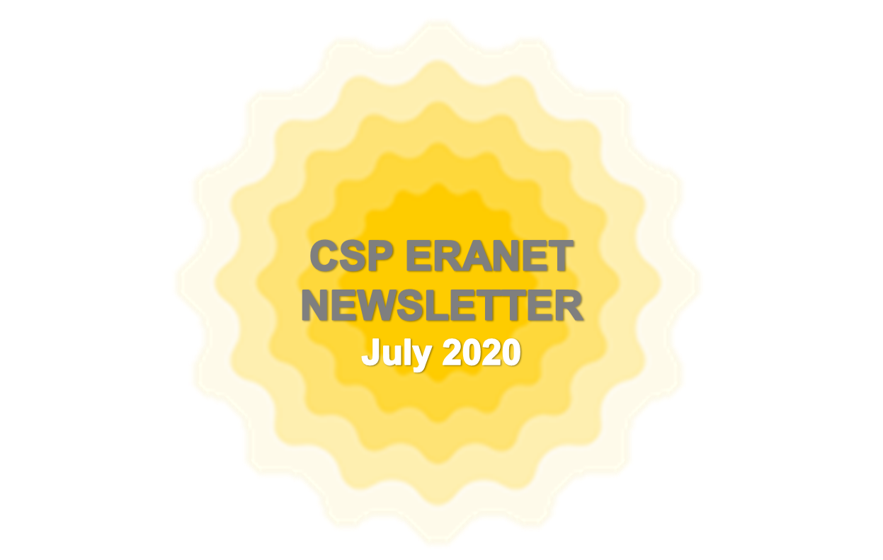 Newsletter July 2020
